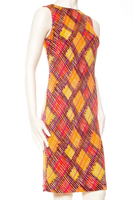 Women's Missoni Printed Jersey Dress For Sale