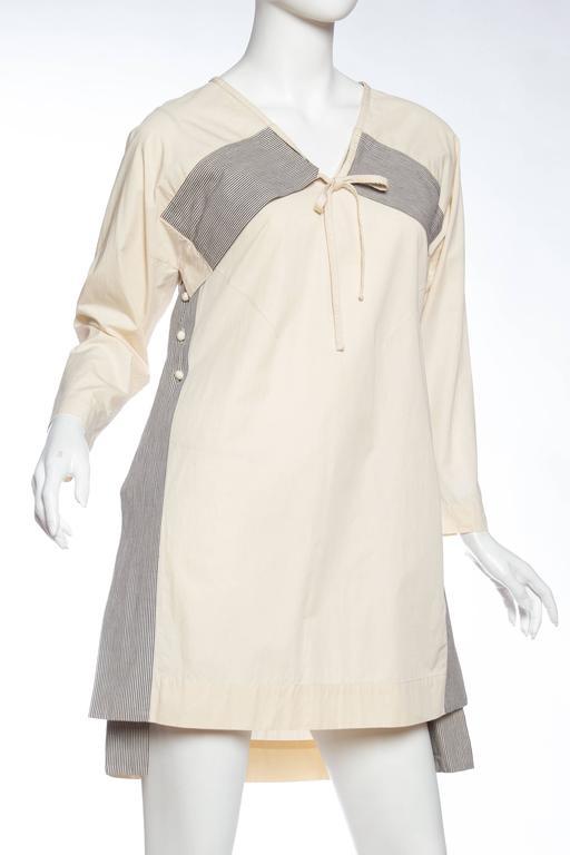 Issey Miyake Japanese Tunic Dress 4