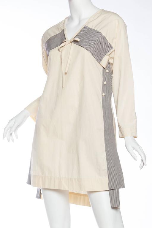 Issey Miyake Japanese Tunic Dress 5