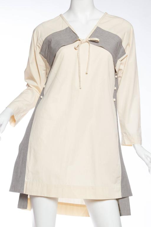 Issey Miyake Japanese Tunic Dress 2