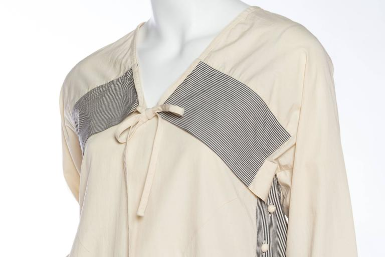Issey Miyake Japanese Tunic Dress 7