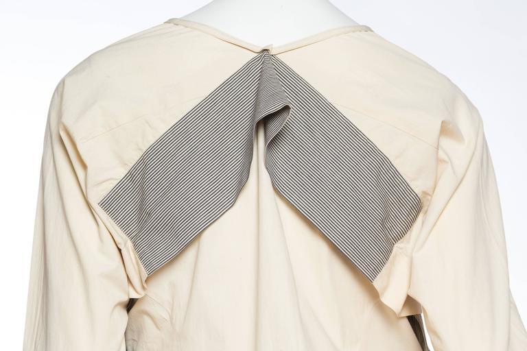 Issey Miyake Japanese Tunic Dress 8