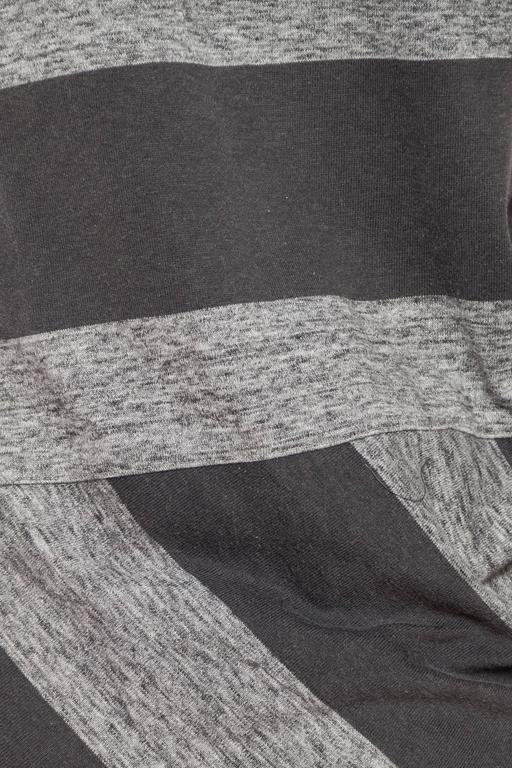 Early Issey Miyake  Draped Cotton Jersey T-Shirt For Sale 4