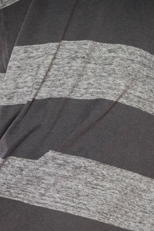 Early Issey Miyake  Draped Cotton Jersey T-Shirt For Sale 5