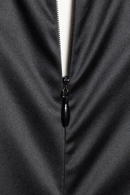 Elizabeth - Sexy John Galliano Stretch Silk Chinese Dress For Sale 4