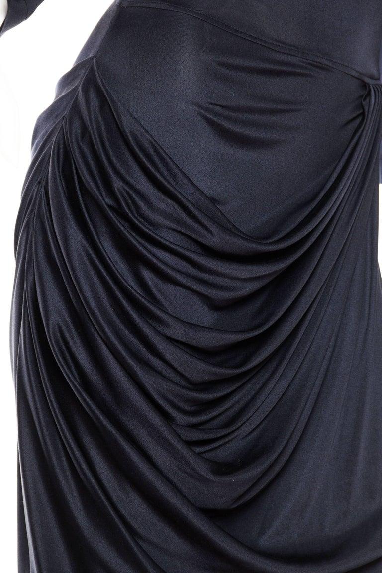 Alexander McQueen Sexy Jersey Dress For Sale 5