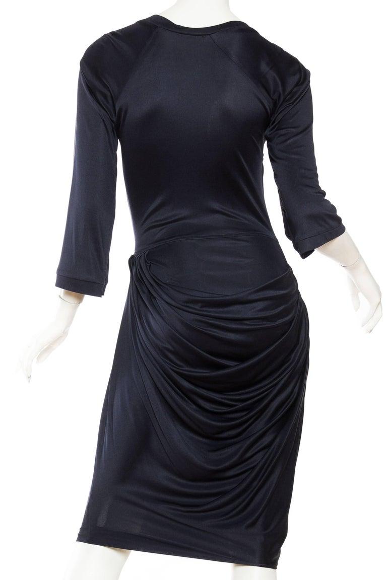 Alexander McQueen Sexy Jersey Dress For Sale 1