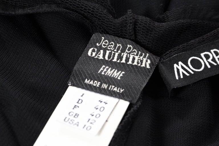 Jean Paul Gaultier Backless Halter Dress For Sale 6