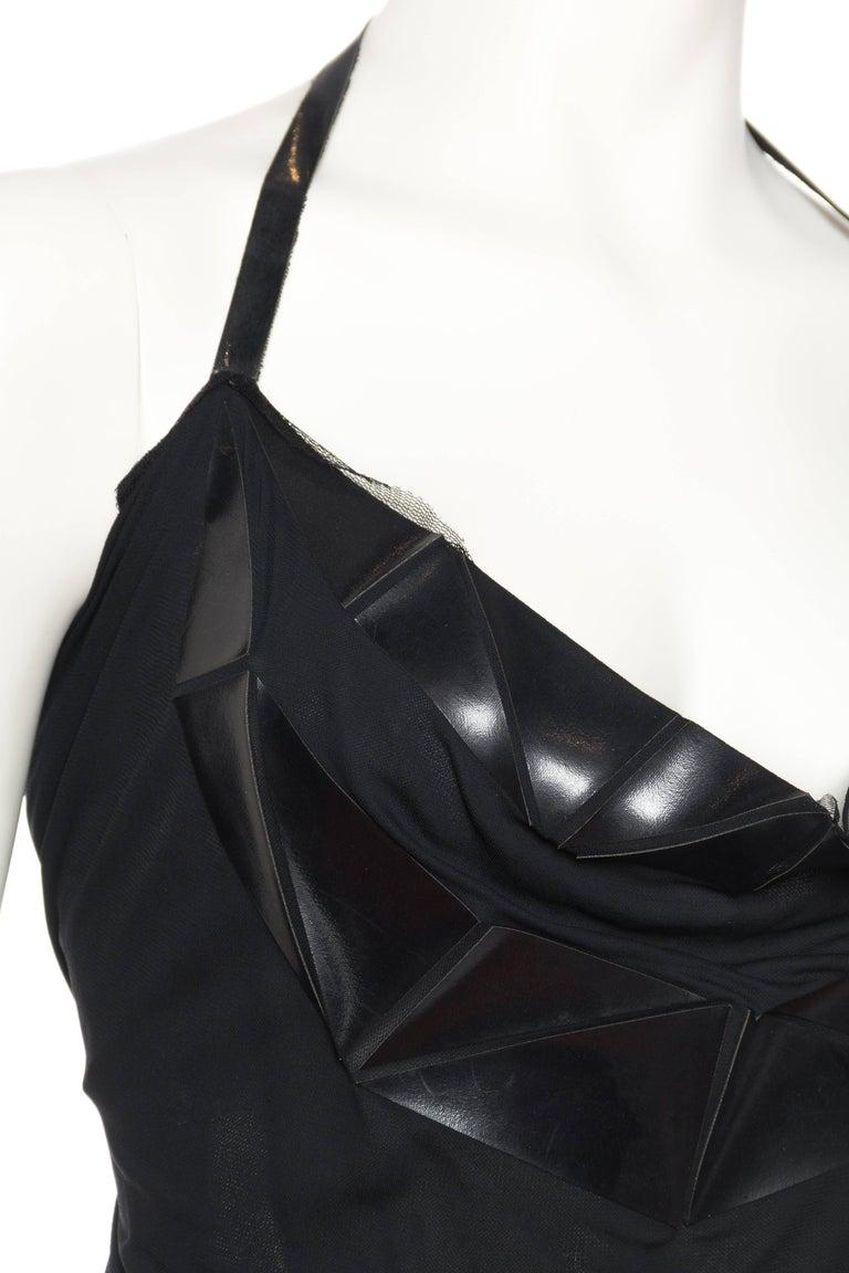 Jean Paul Gaultier Backless Halter Dress For Sale 4