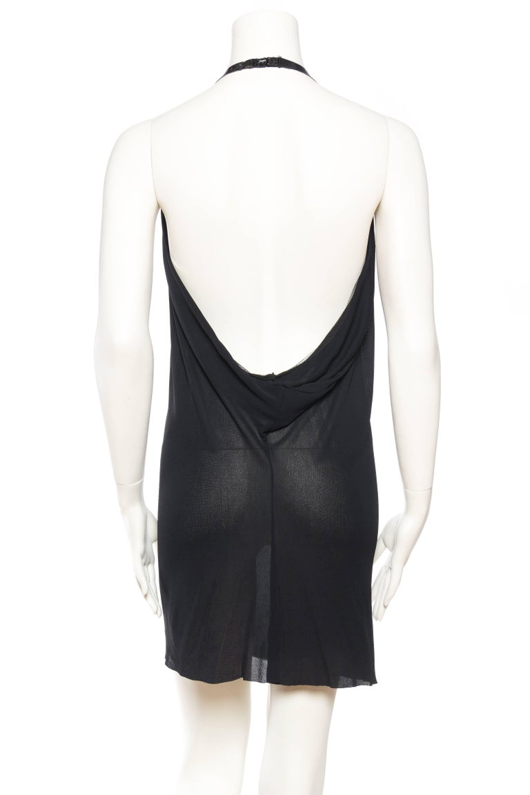 Jean Paul Gaultier Backless Halter Dress For Sale 2