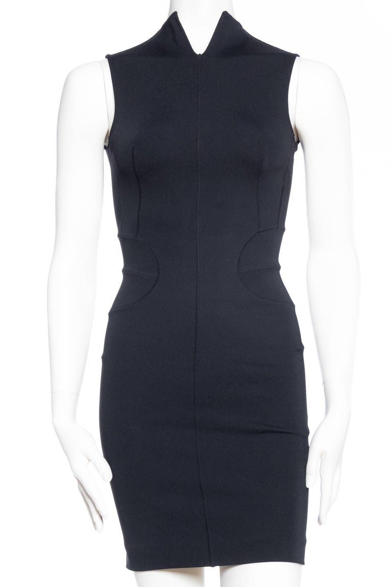 Black Alaia Perfect LBD For Sale