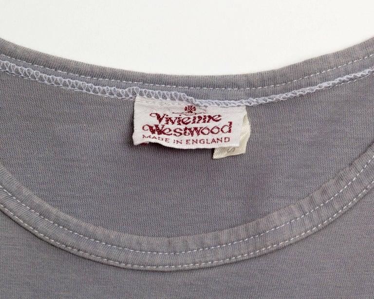 Women's Vivienne Westwood SEX T-Shirt For Sale