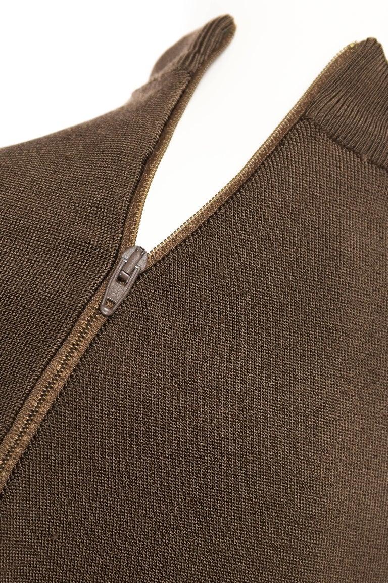 Sheer Net Alaia Dress For Sale 5