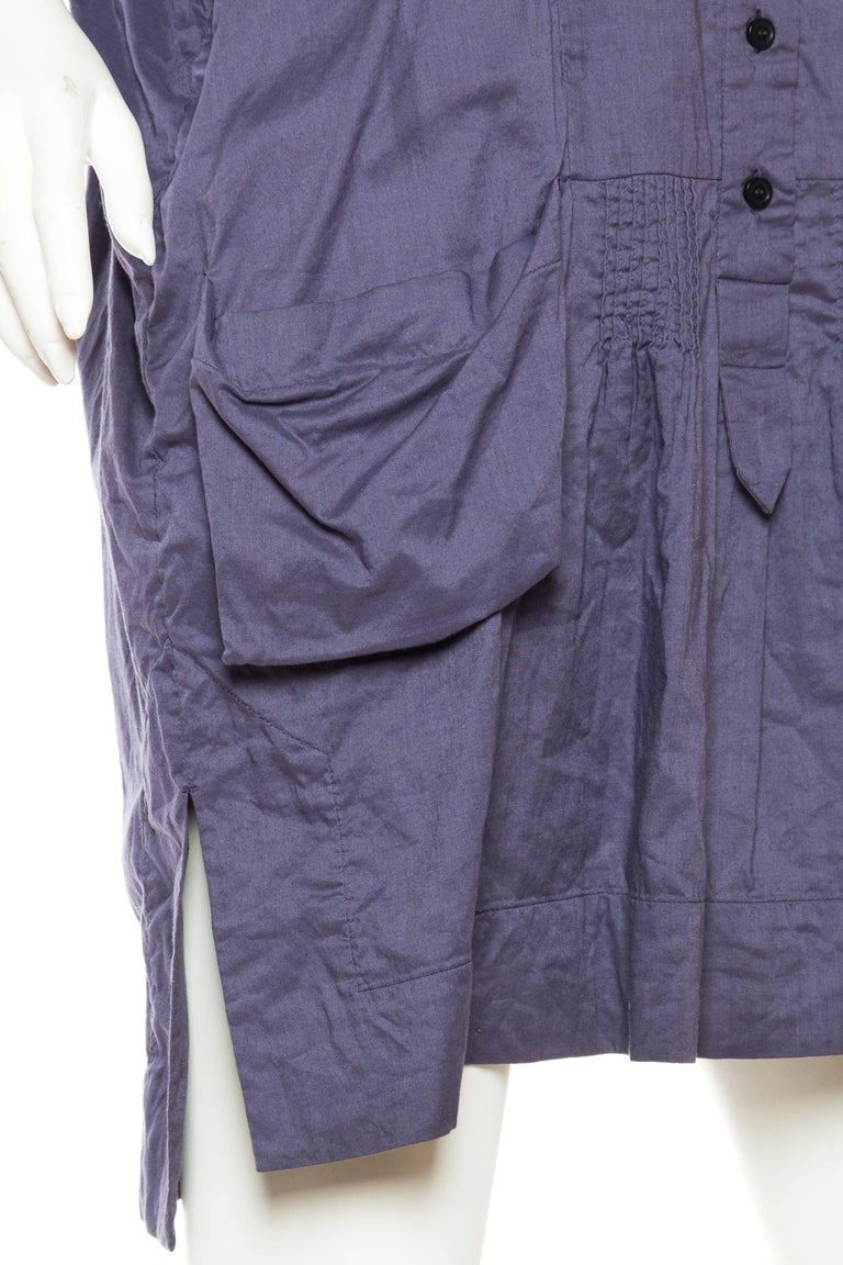 Bernhard Willhelm Cotton Dress For Sale 5