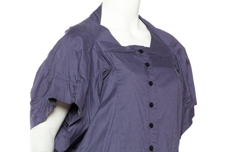 Bernhard Willhelm Cotton Dress For Sale 3