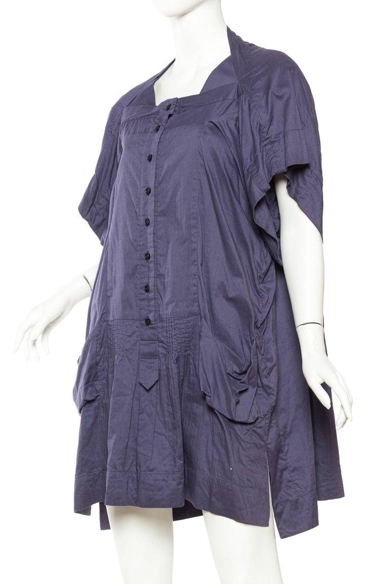 Bernhard Willhelm Cotton Dress For Sale 1