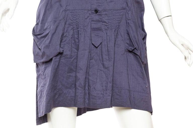 Bernhard Willhelm Cotton Dress For Sale 4