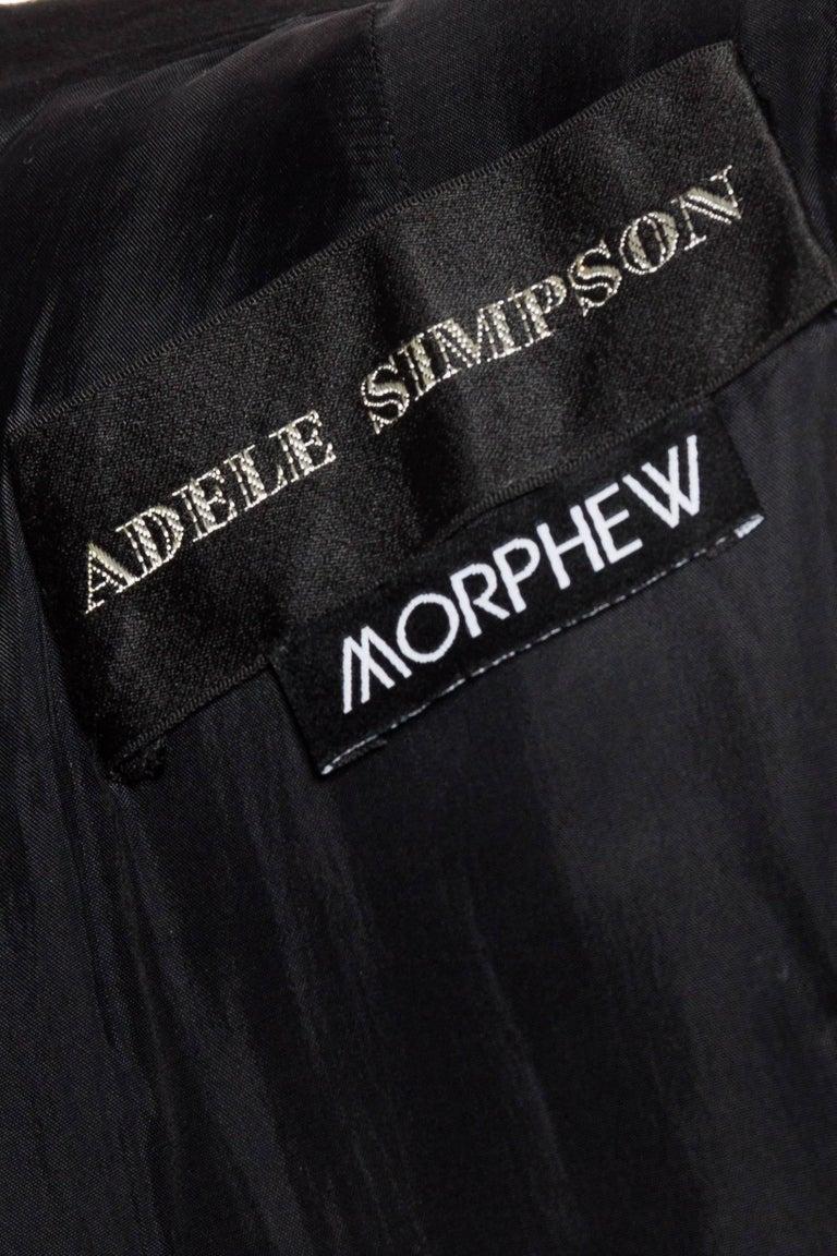 Adele Simpson Mod Sequin Dress For Sale 5