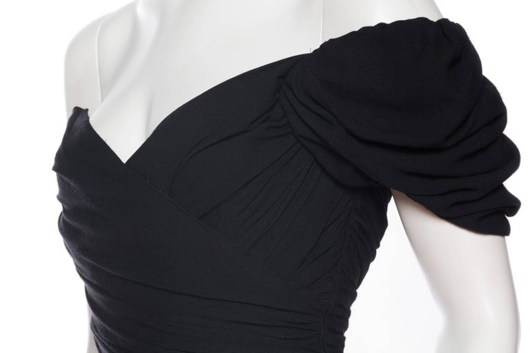 Vivienne Westwood Draped Corset Top For Sale 2