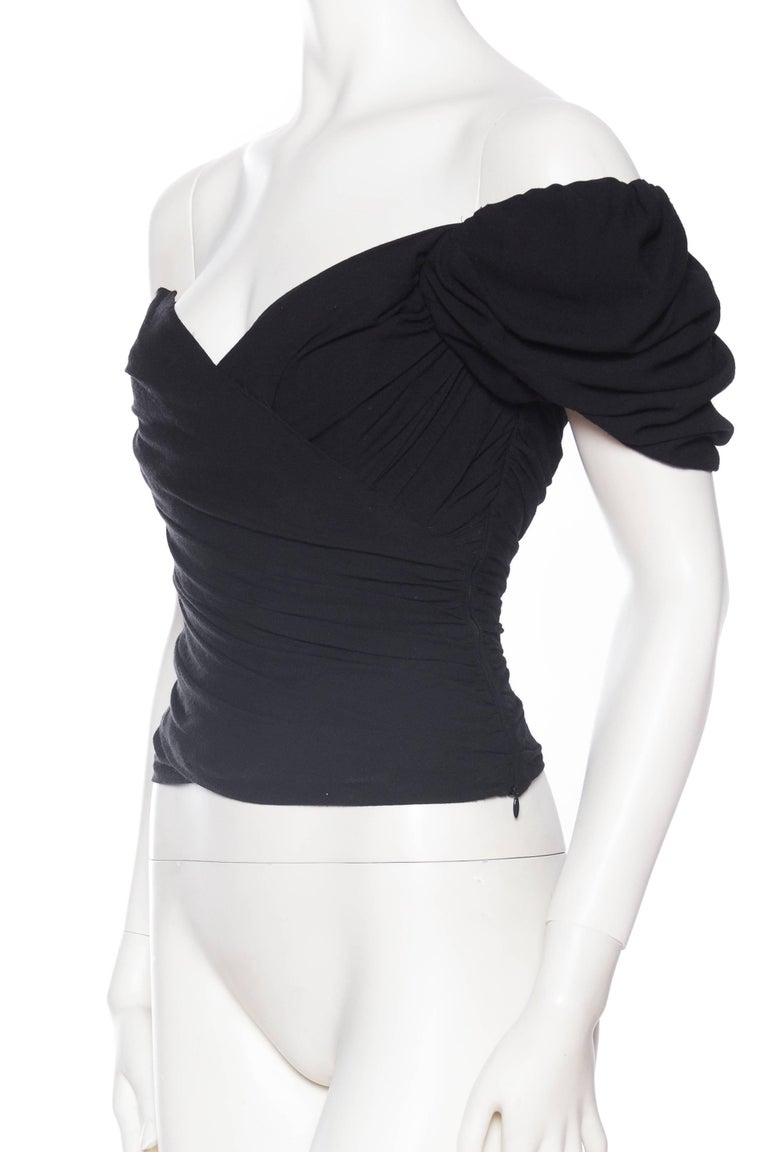 Women's Vivienne Westwood Draped Corset Top For Sale