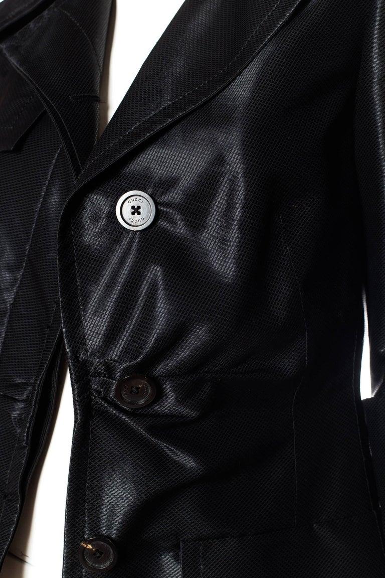 Sexy Gucci Rain Coat For Sale 4