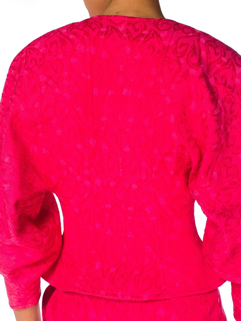 4581fa2028bc7 Lacroix Hot Pink Heart Suit