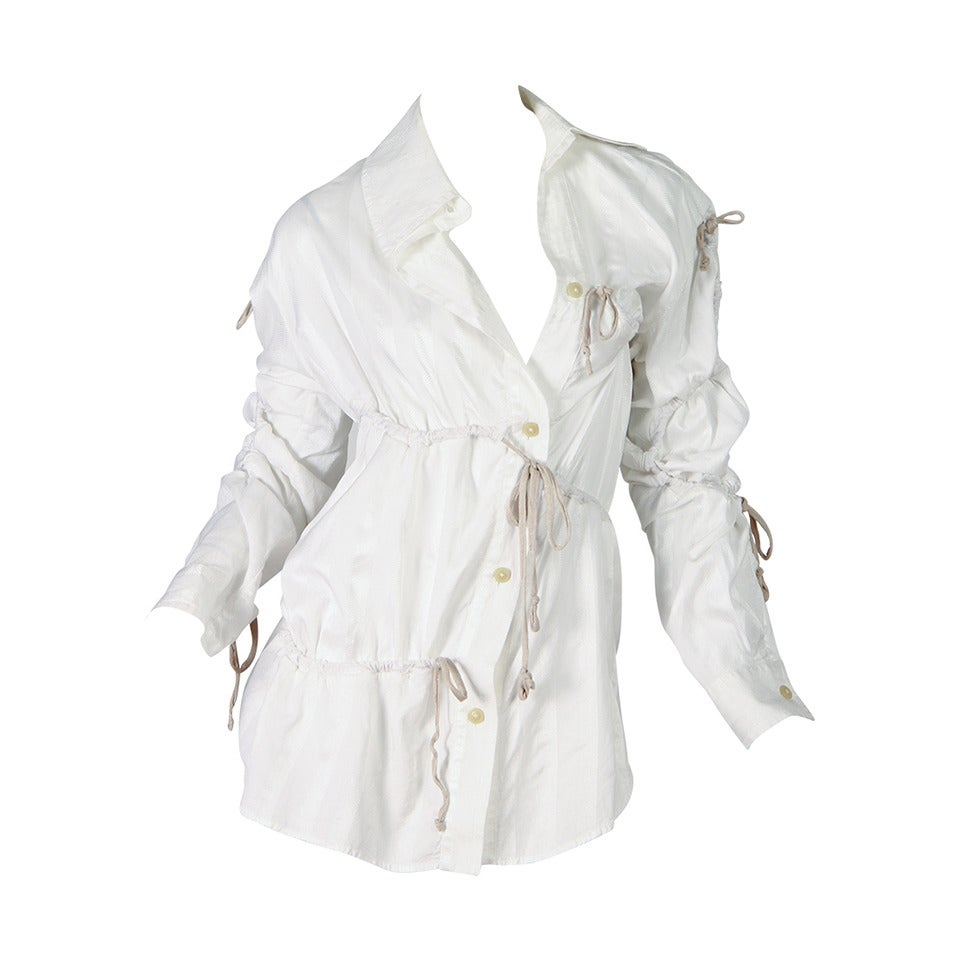 Vivienne Westwood Cotton Jacket 1