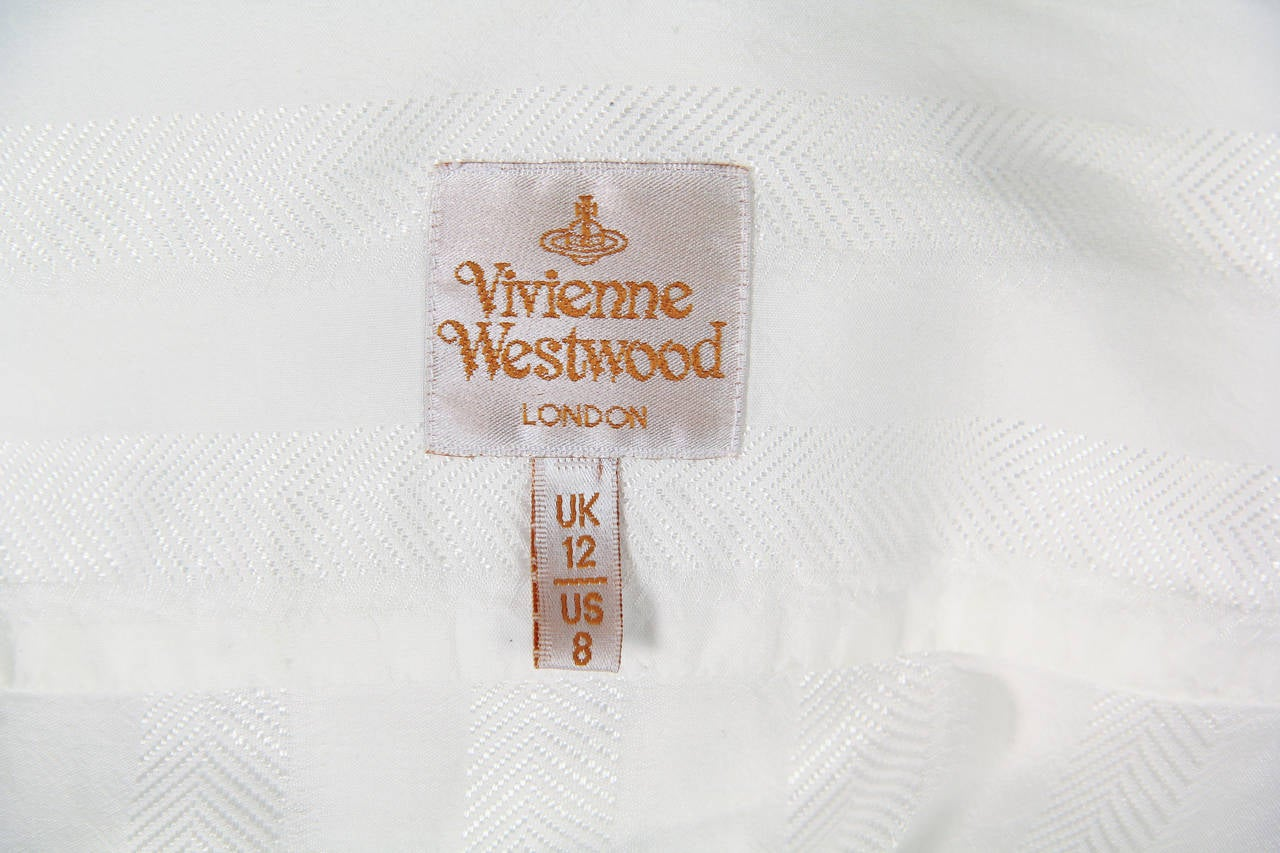 Vivienne Westwood Cotton Jacket 9