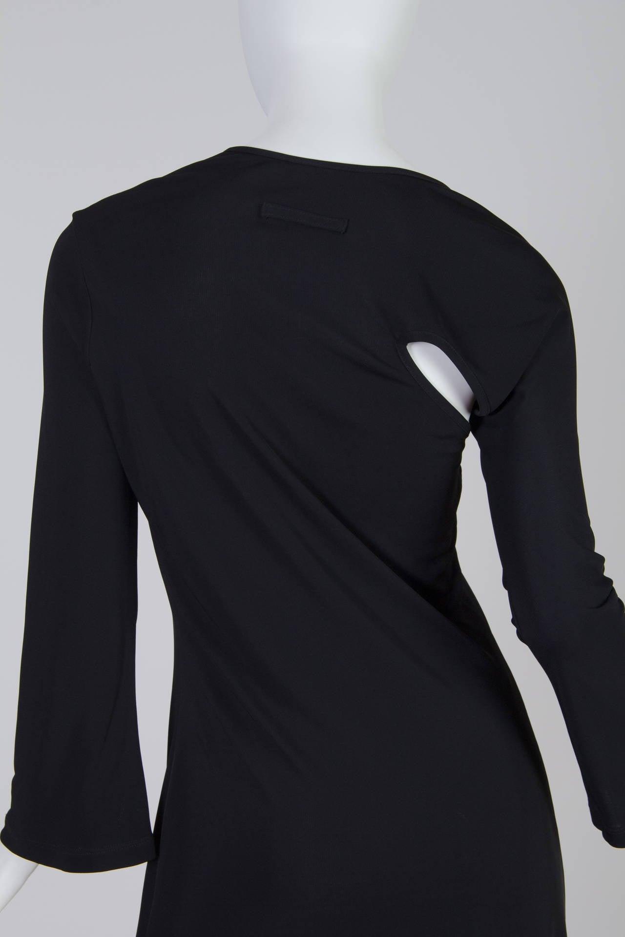 Jean Paul Gaultier Wraparound Sleeve Dress For Sale 4