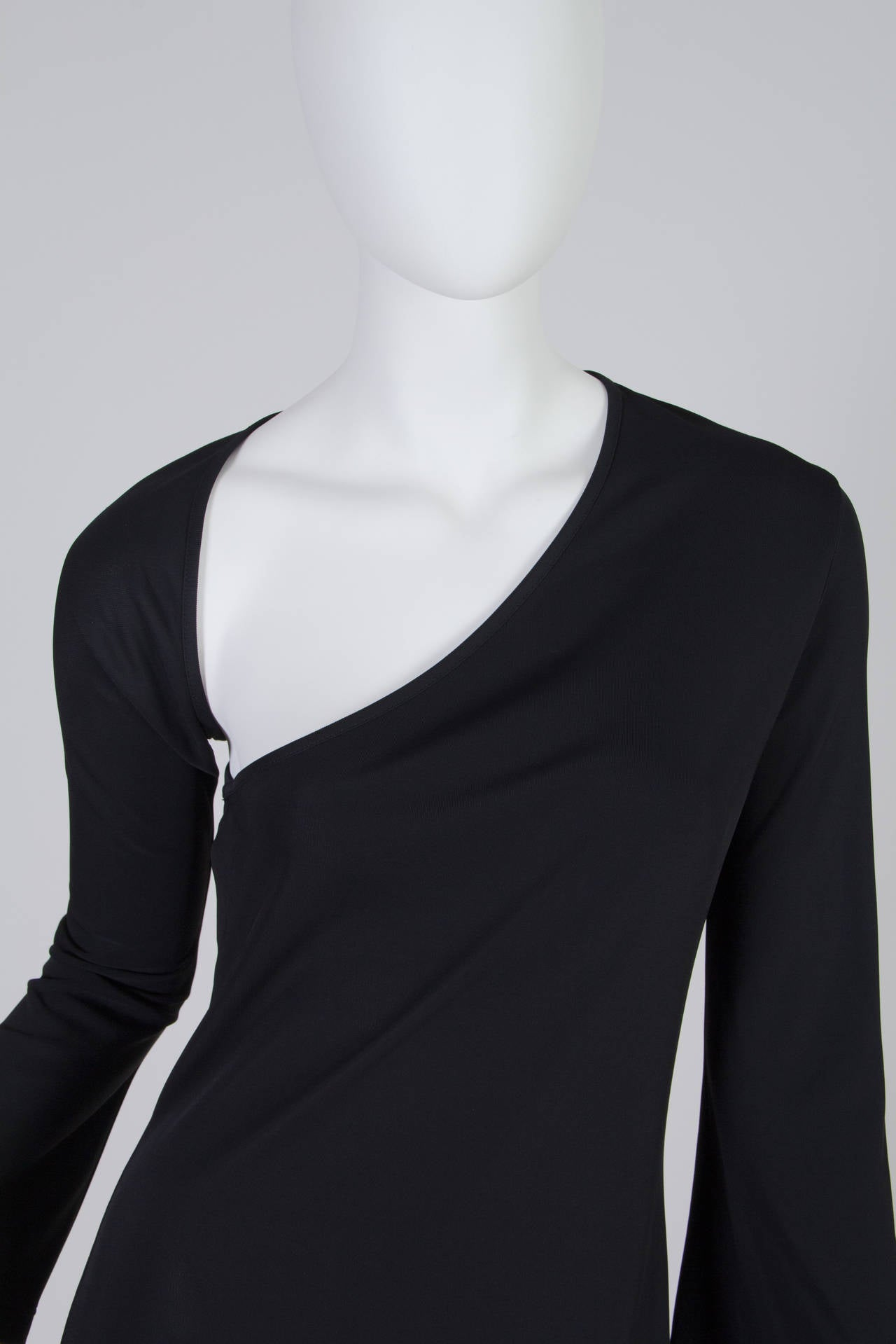 Jean Paul Gaultier Wraparound Sleeve Dress For Sale 3