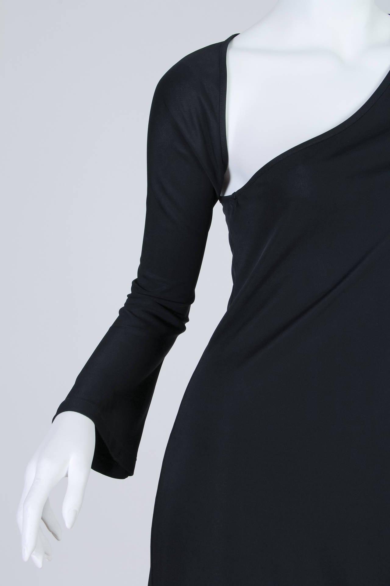 Jean Paul Gaultier Wraparound Sleeve Dress For Sale 5