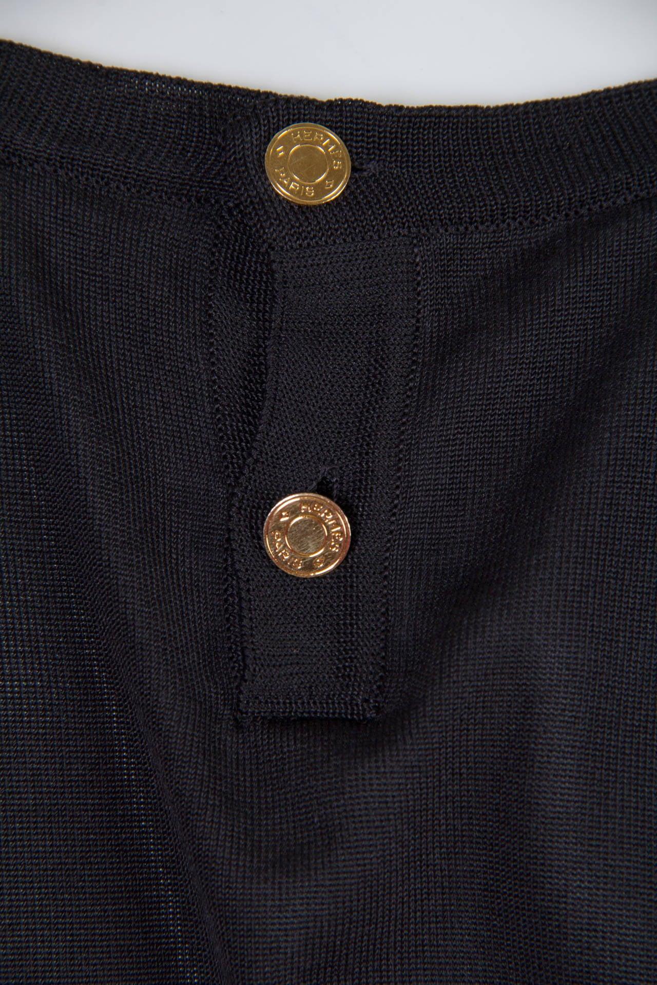 Hermès Matador Scarf Print Pullover For Sale 4