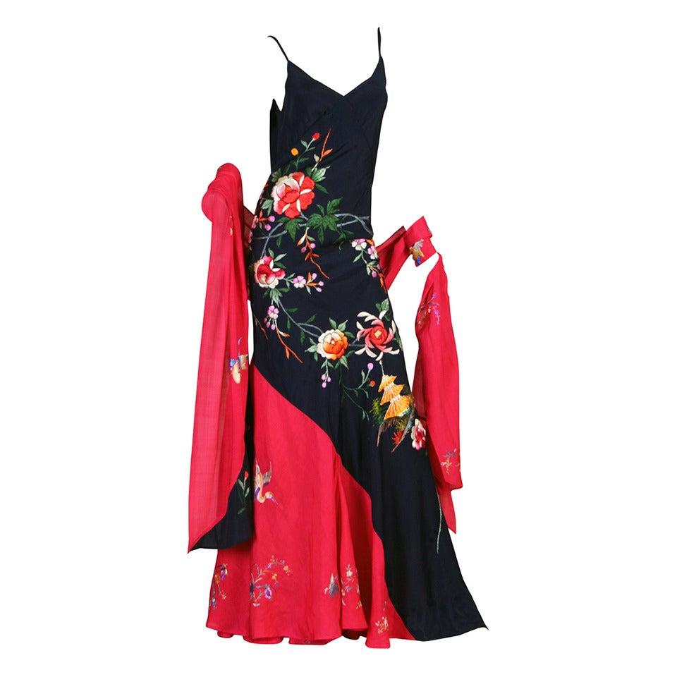 how to cut a kimono