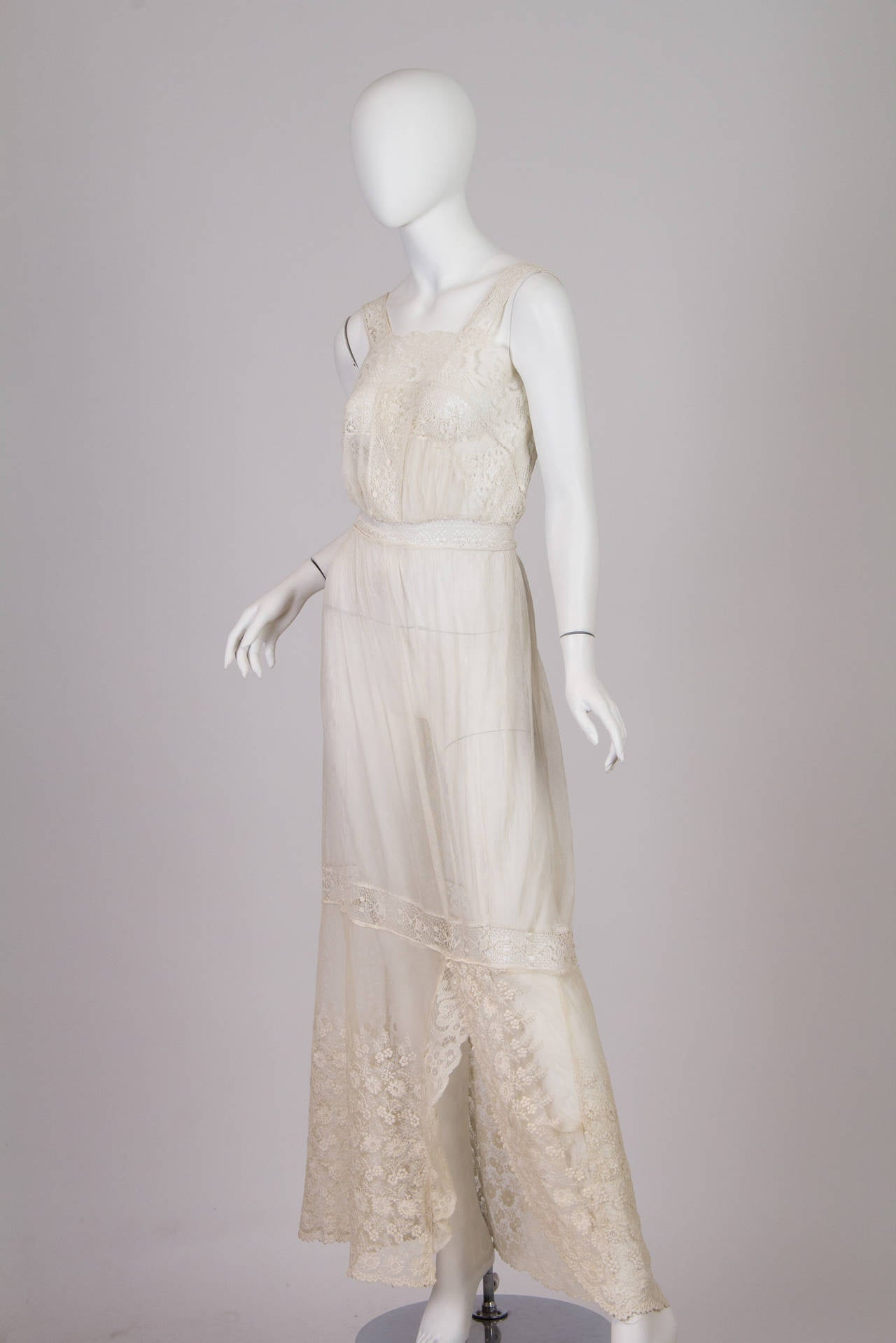 Edwardian Lace Dress 4