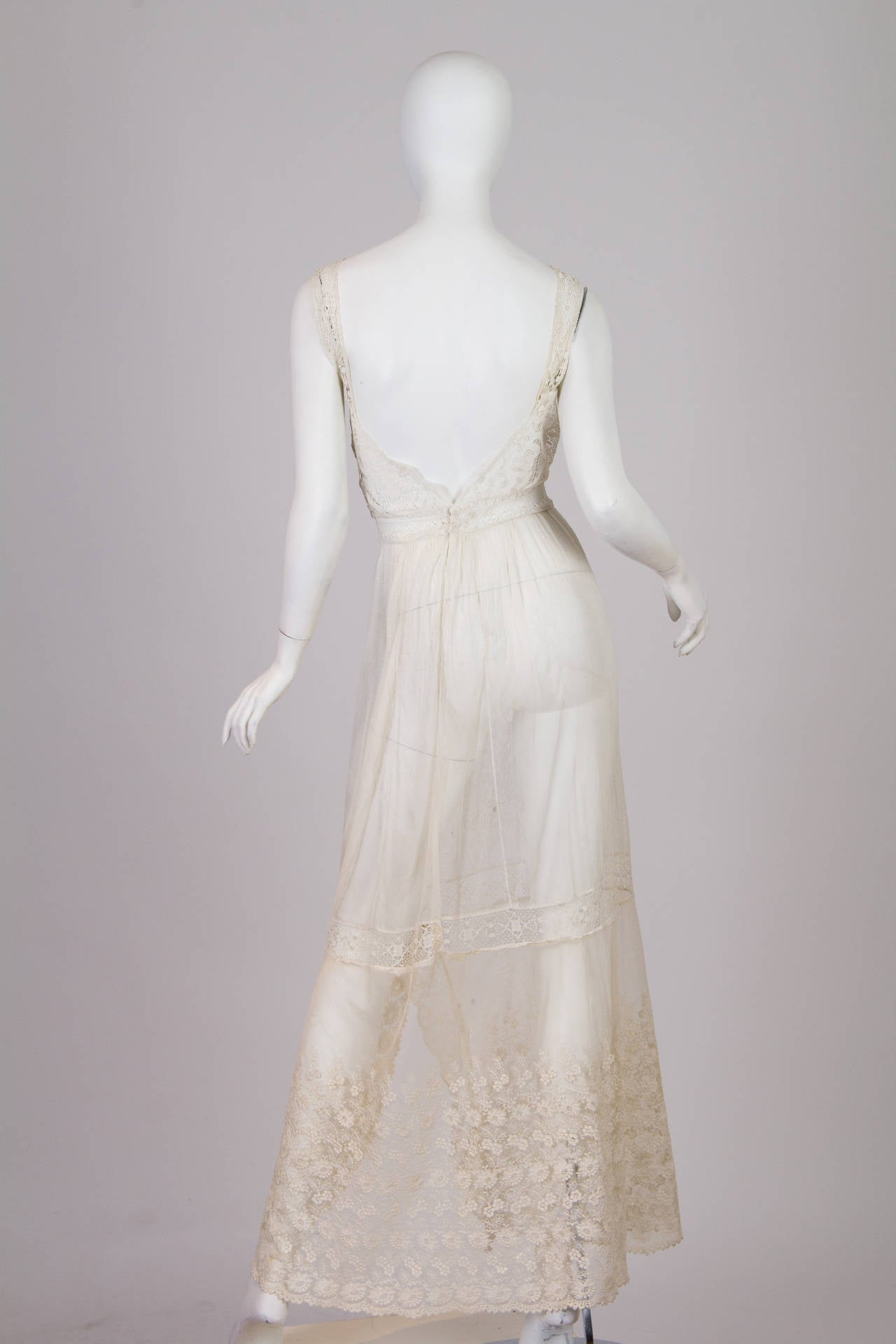 Edwardian Lace Dress 3