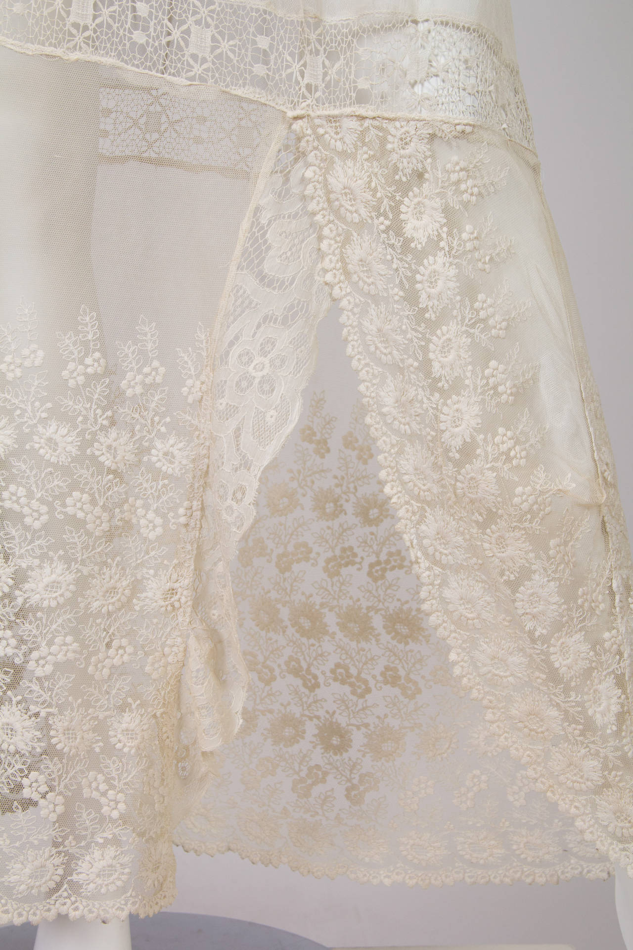 Edwardian Lace Dress 5