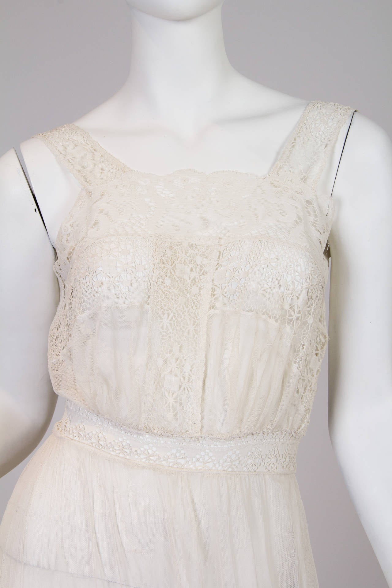 Edwardian Lace Dress 7
