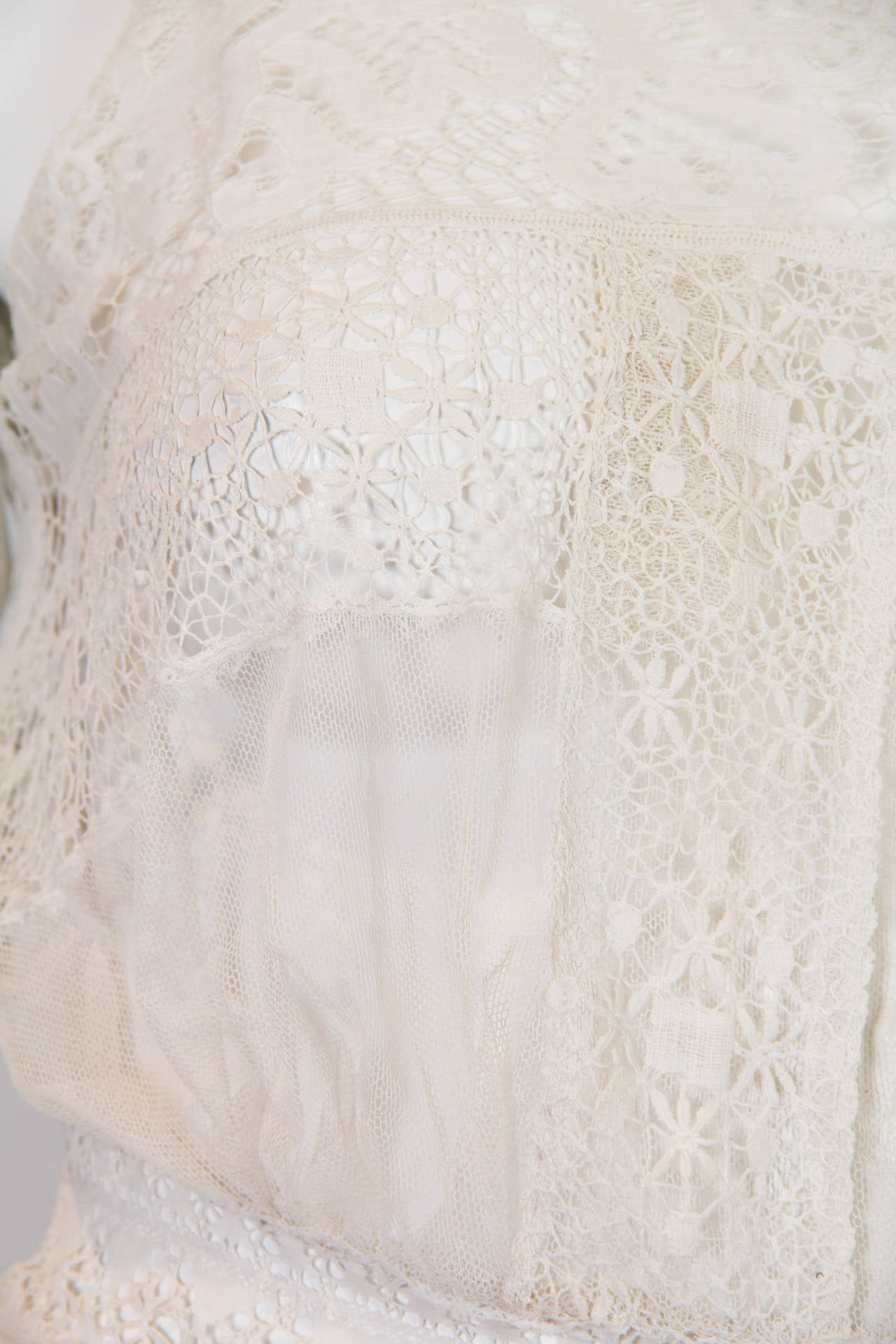 Edwardian Lace Dress 8