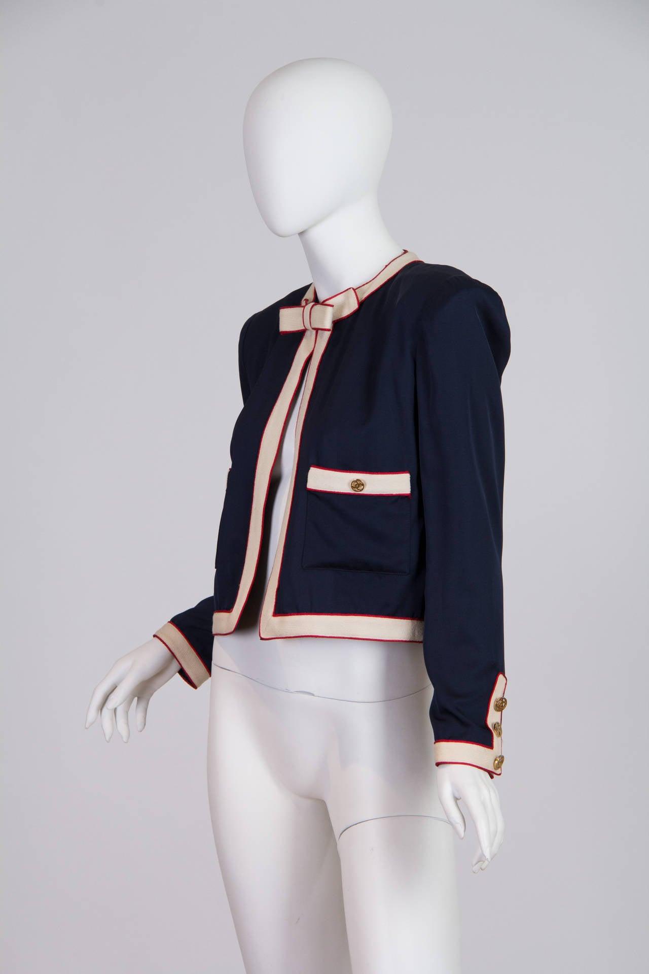 Classic Chanel Jacket 4
