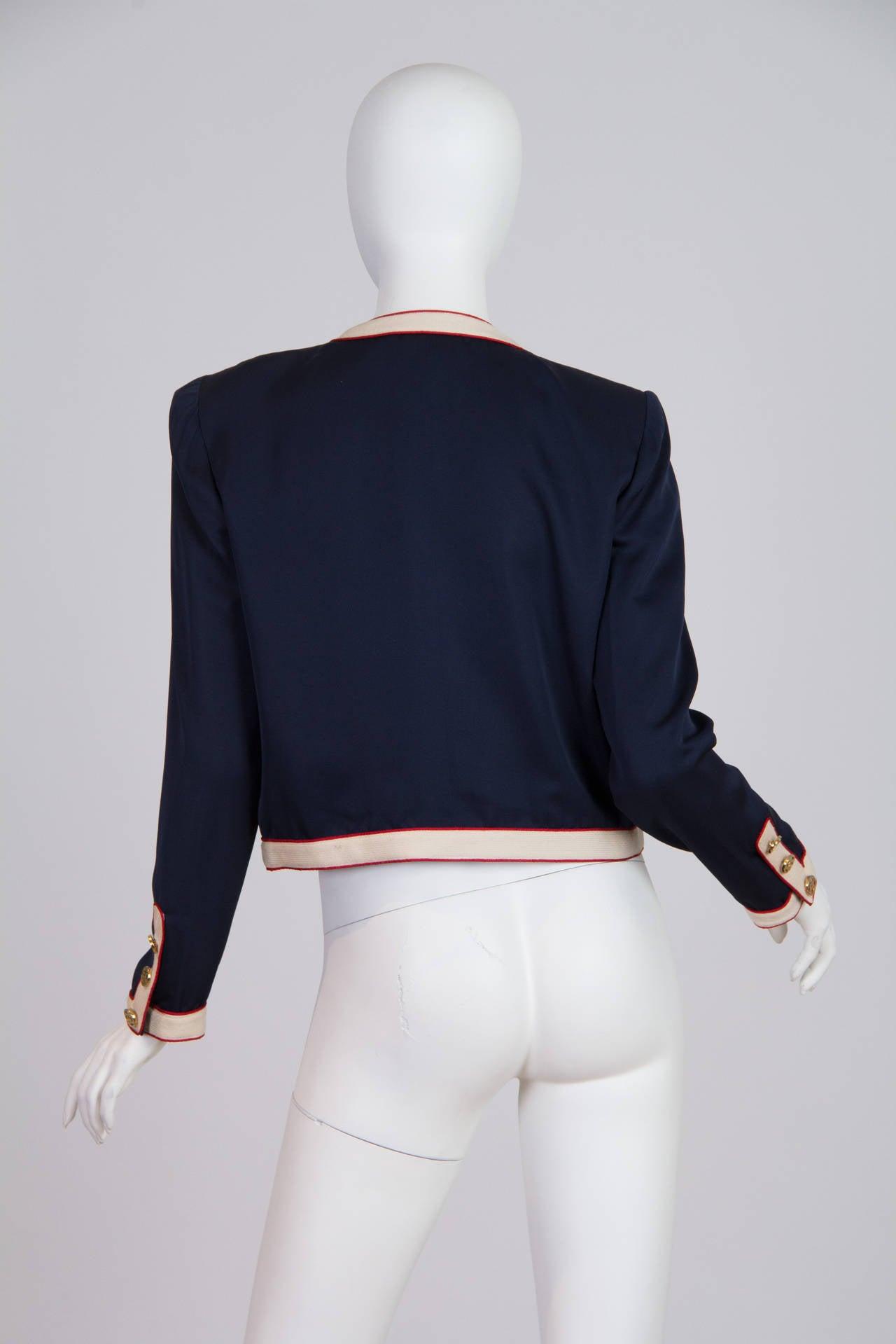 Classic Chanel Jacket 2