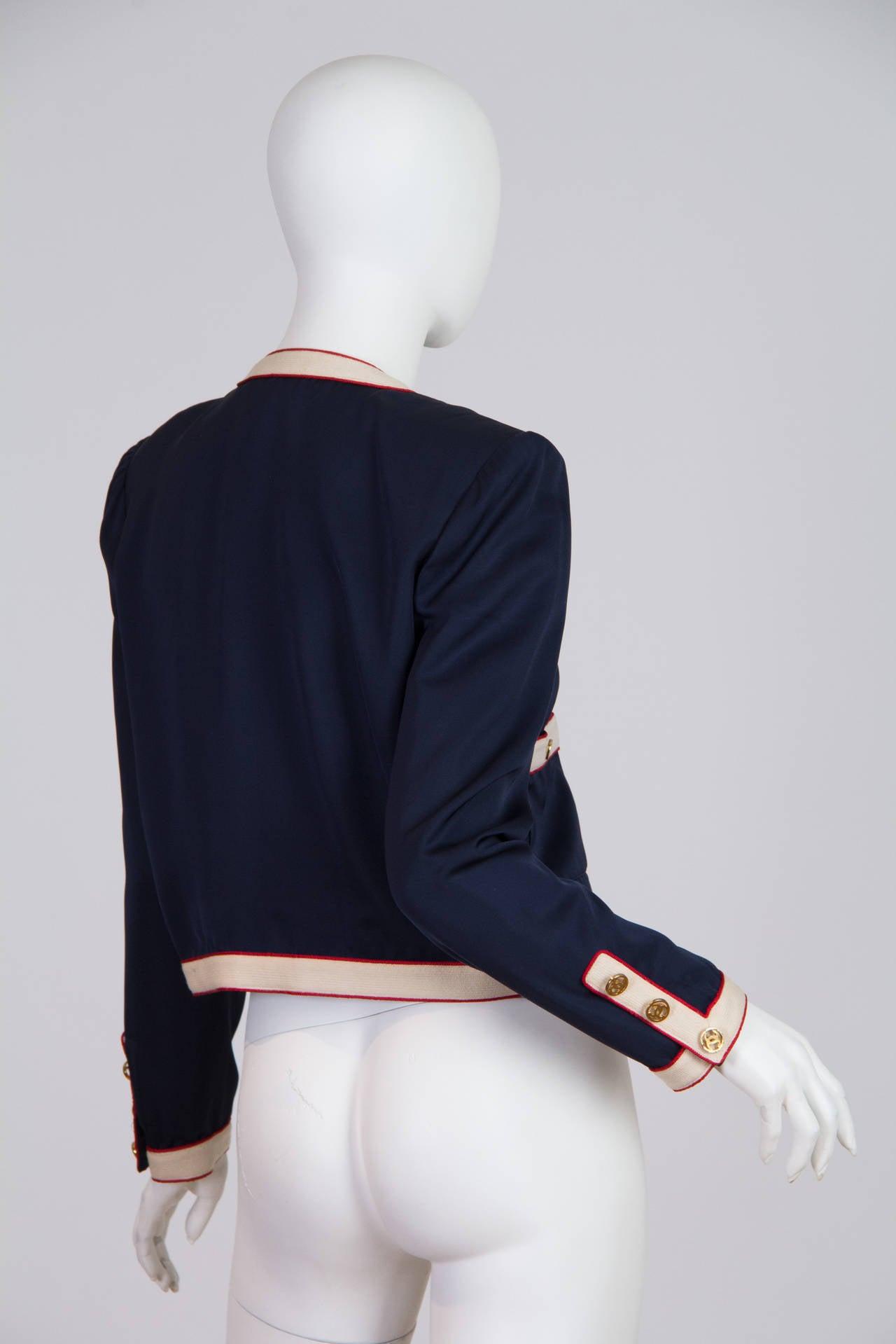 Classic Chanel Jacket 3