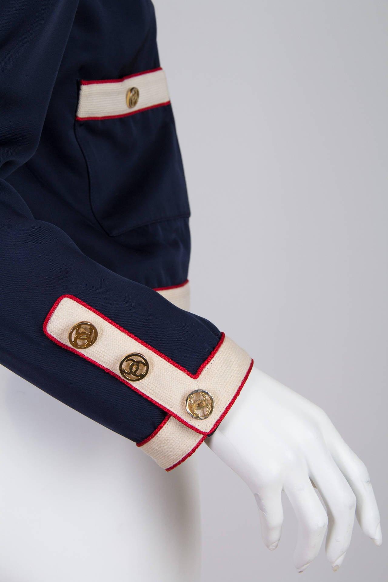 Classic Chanel Jacket 5