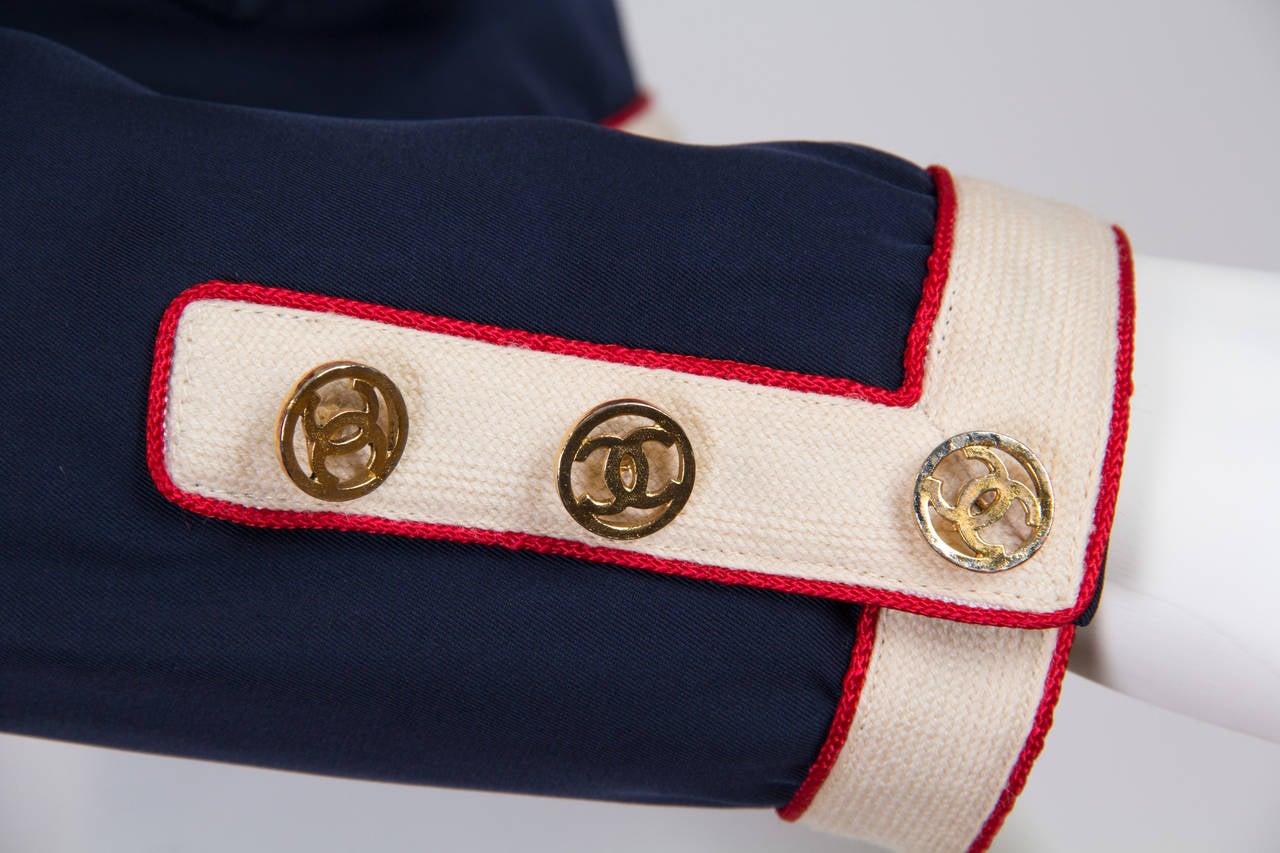 Classic Chanel Jacket 6