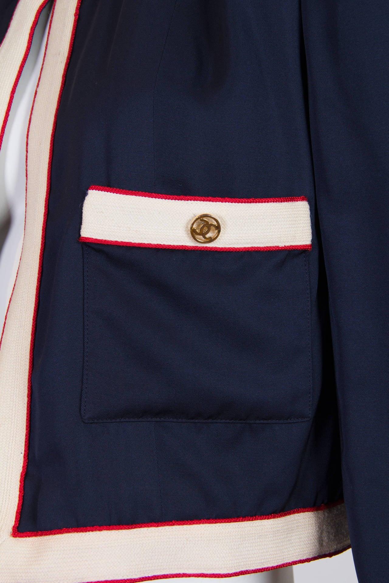 Classic Chanel Jacket 10