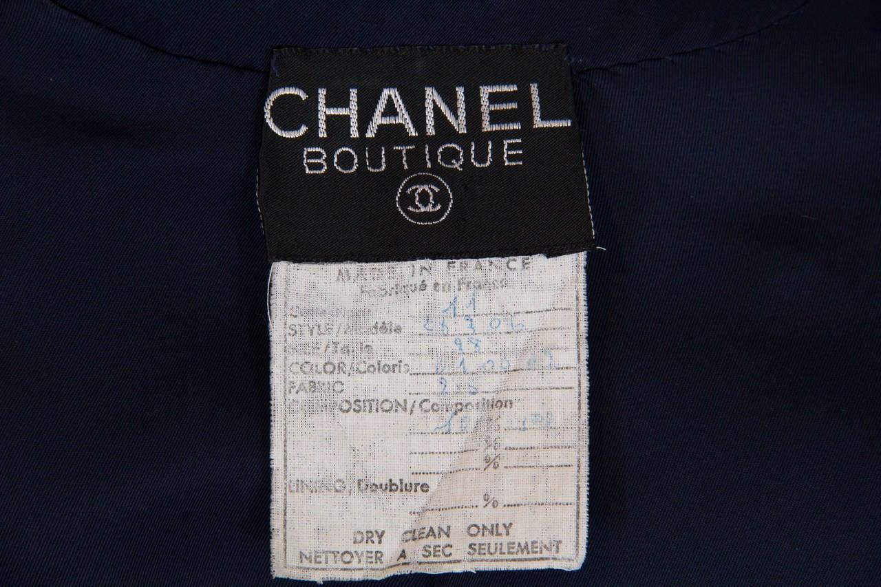Classic Chanel Jacket 9