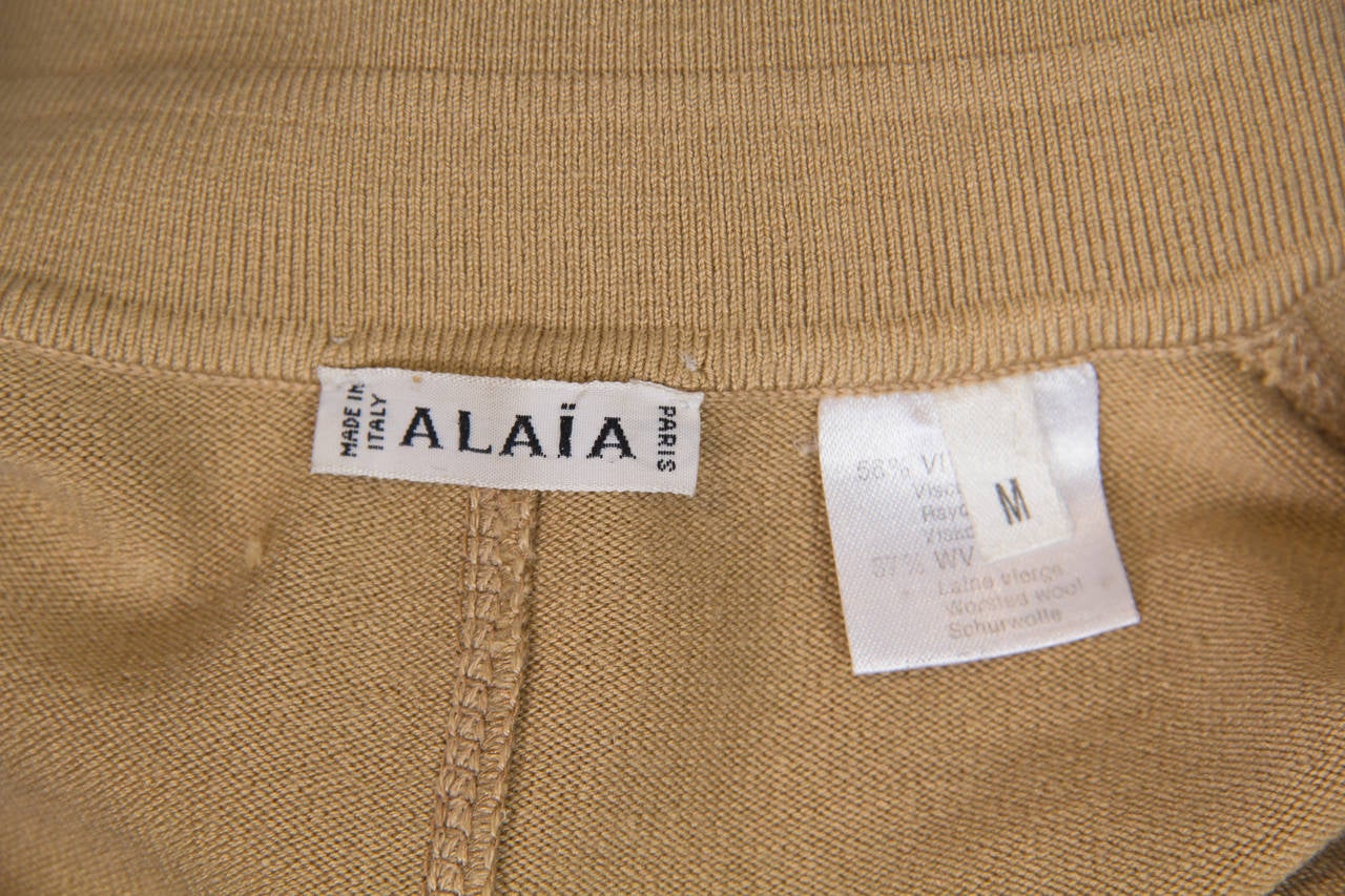 Alaia Dress For Sale 5