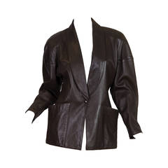 Alaia Leather Jacket