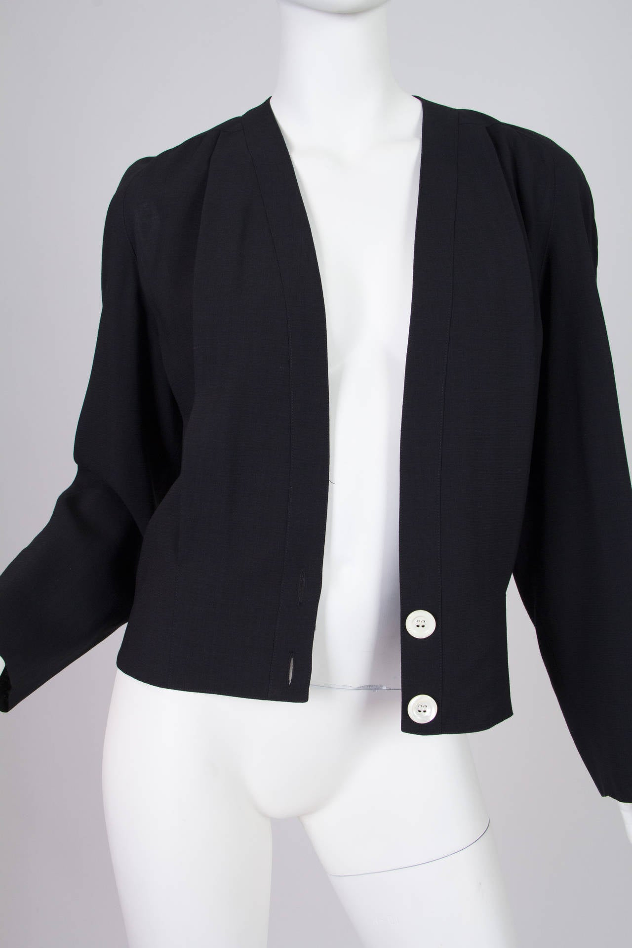 Black Chloé Jacket For Sale