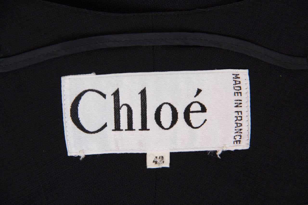 Chloé Jacket For Sale 1