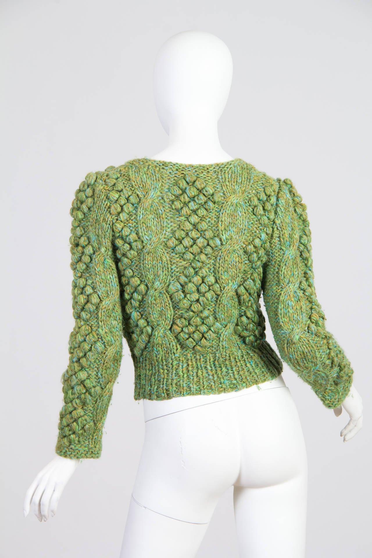 Early Kansai Yammamoto Sweater 3